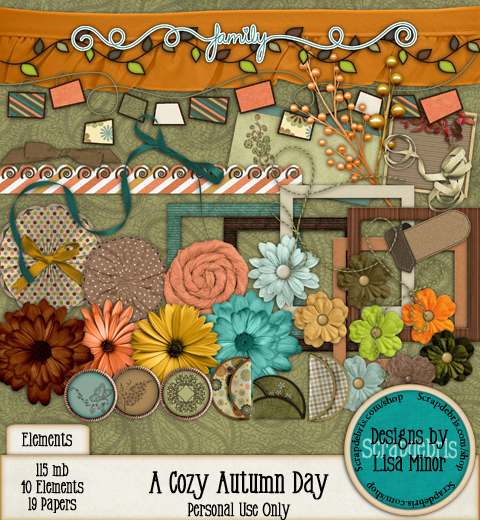 A Cozy Autumn Day - Click Image to Close